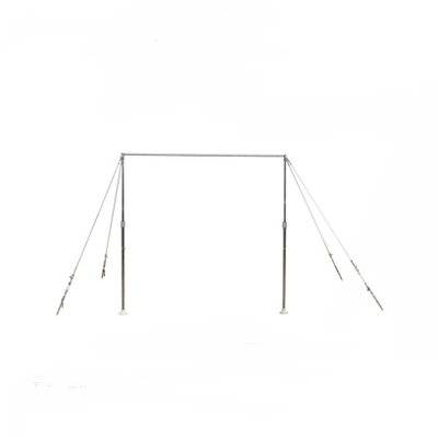 Deluxe gymnastic equipment horizontal bars for sale