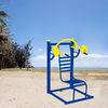 Shoulder press fitness,body press equipment,body stretcher,seated body relaxing facility,outdoot fitness equipment