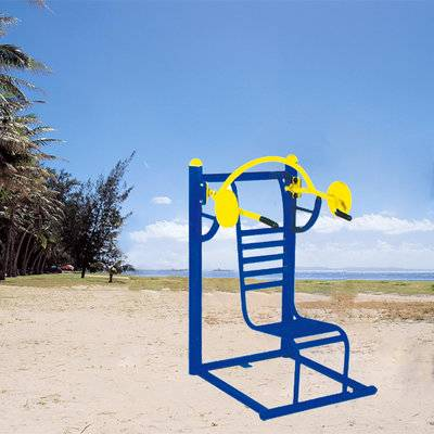 China top quality outdoor Shoulder press equipment wholesale