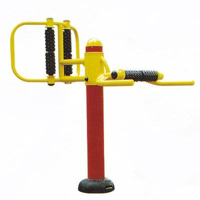 Top quality Waist and back massager seller;outdoor fitness  equipment