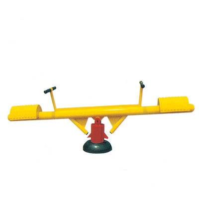 Kids outdoor entertainment equipment steel seesaw Teeterboard for sale