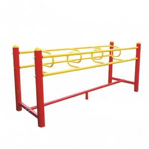 China high quality outdoor fitness  Hula Bridge equipment  in low price for sale