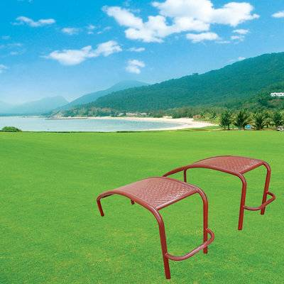 Outdoor abdominal fitness facility ,sit-up bench for sale