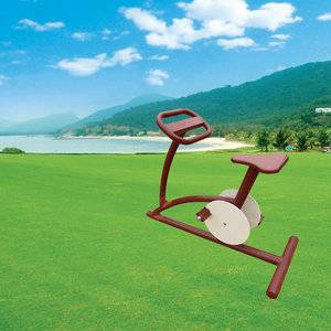 China outdoor best stationary exercise bike for fitness