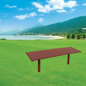 Premium quality garden bench fitness equipment for sale