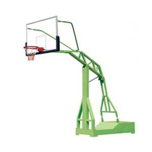 Wholesale metal outdoor basketball stand basketball pole price