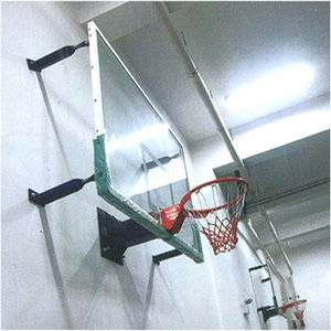 High quality wall mounted basketball hoop basketball system for sale