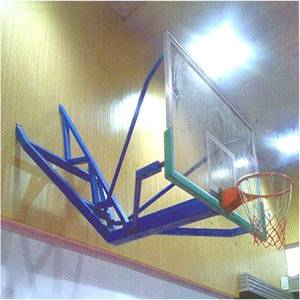 Cheap basketball systems adjustable basketball hoop wall mount