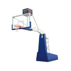 Professional hydraulic portable basketball hoops for sale