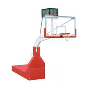 Best selling hydraulic cheap portable basketball hoops