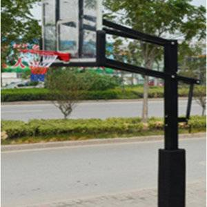Hot selling inground basketball system adjustable portable outdoor basketball goals