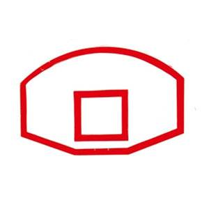 New cheap basketball sport equipment portable basketball backboard