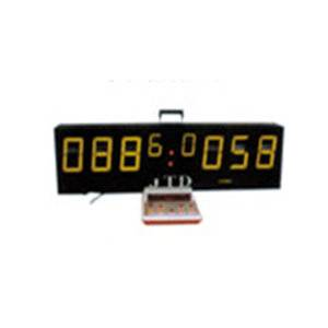 High quality basketball equipment portable electronic scoreboard for sale