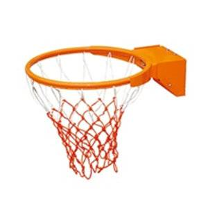 Portable basketball ring system elastic basketball ring for competition