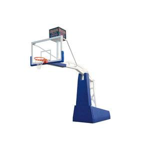 Hot selling high quality professional electric hydraulic basketball stand for training