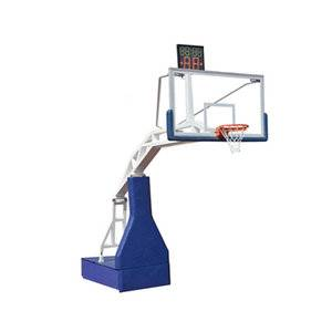 Can be customized basketball equipment indoor professional hydraulic basketball hoop