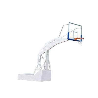 Sports facilities professional portable hydraulic basketball stand for sale