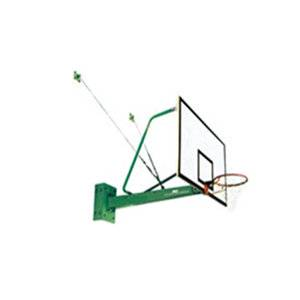 2015 new sport equipment wall mounting basketball stand