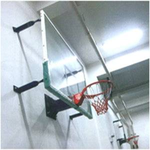 Wall mounted indoor professional wholesale basketball hoop for sale
