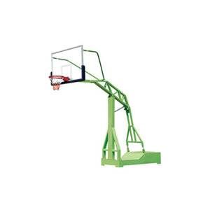 Hot selling imitation hydraulic basketball hoop stand for competition
