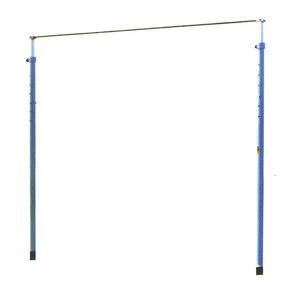 Hot sale outdoor deluxe gymnastic equipment playground horizontal bar for sale