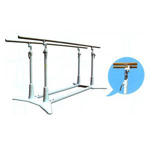 Professional exercise facility hot sale playground parallel bars