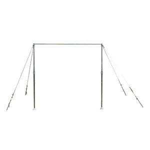 New design exercise equipment height adjustable gymnastics equipment horizontal bars