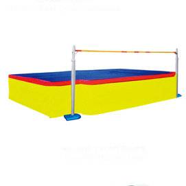 Senior oriented physical training equipment track and field equipment high jump mats for sale