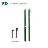 cheap volleyball equipment,volleyball posts,volleyball post,post volleyball,backyard volleyball set
