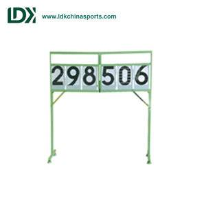 Used volleyball equipment volleyball set scoreboard
