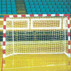 Sport soccer equipment steel handball goal for sale