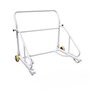 New design track and field equipment foldable hurdle cart for sale