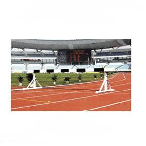 Olympic sport equipment steeplechase barriers sport hurdle