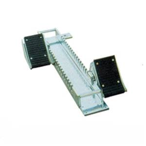 China hot sale deluxe track and field equipment steel starting block