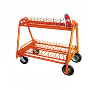 Durable University Gymnasium equipment discus carrying cart