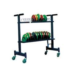 Track and field equipment Discus Carry Cart for sale