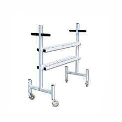 Top grade factory price track and field equipment shot put cart