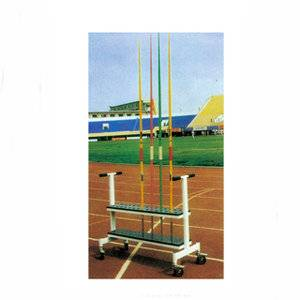 Hot sale olympic standard track and field equipment javelin frame