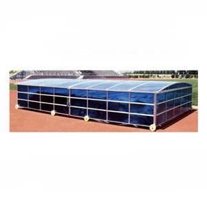 Wholesale track and field equipment pole jump mats shelter