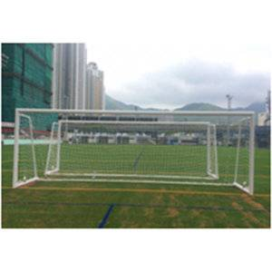 Professional soccer sport equipment portable aluminum soccer goal for sale