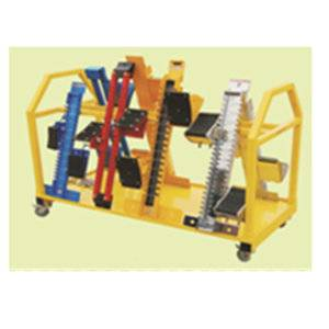 Premium quality track and field equipment starting block cart for sale