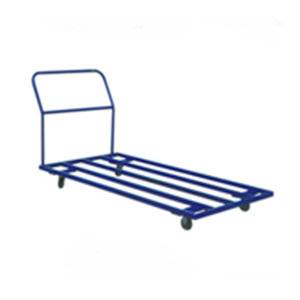 New design low MOQ track and field equipment sponge cart for sale
