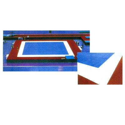 High quality gymnastics equipment gymnastic free exercise field for sale