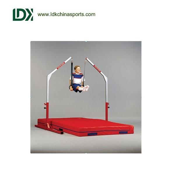 c06542546884 Hottest free standing ring frame set kids gymnastic equipment