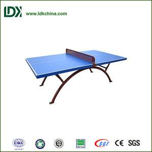 Best price sport equipment professional outdoor table tennis table