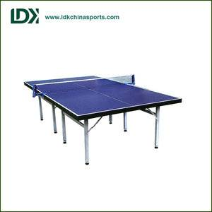 2016 hot sale Folding table tennis training equipment used table tennis tables sale
