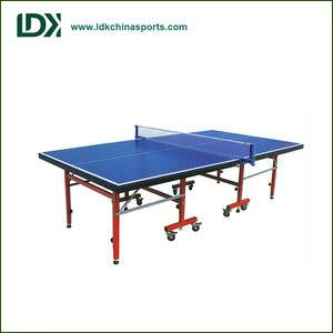 Professional Single Folding table tennis equipment best table tennis table used