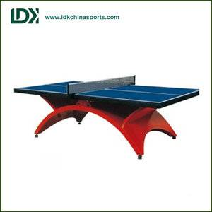 2016 new mini ping pong table Indoor MDF butterfly table tennis tables