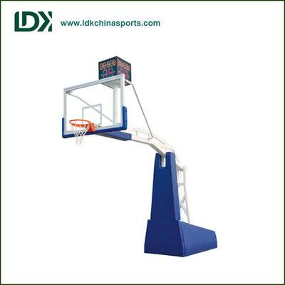Professional Electric Hydraulic Basketball Stand used basketball hoops for sale