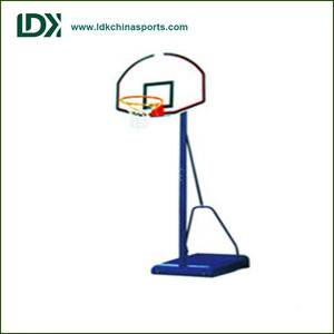 Professional kids basketball stand outdoor Recreation Basketball Stand for sale